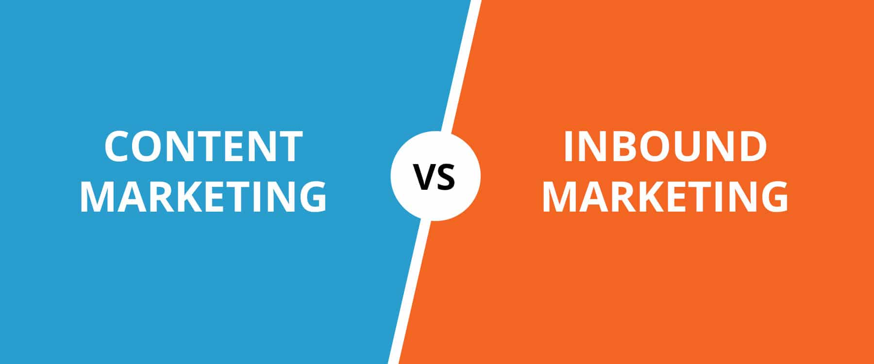 Content marketing e inbound marketing: ¿son lo mismo?