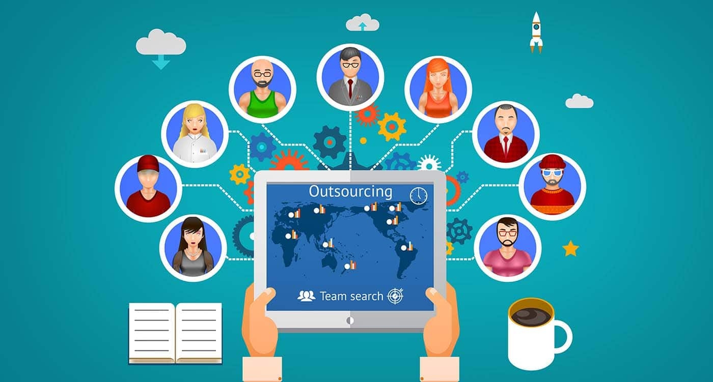 6 ventajas del outsourcing en marketing
