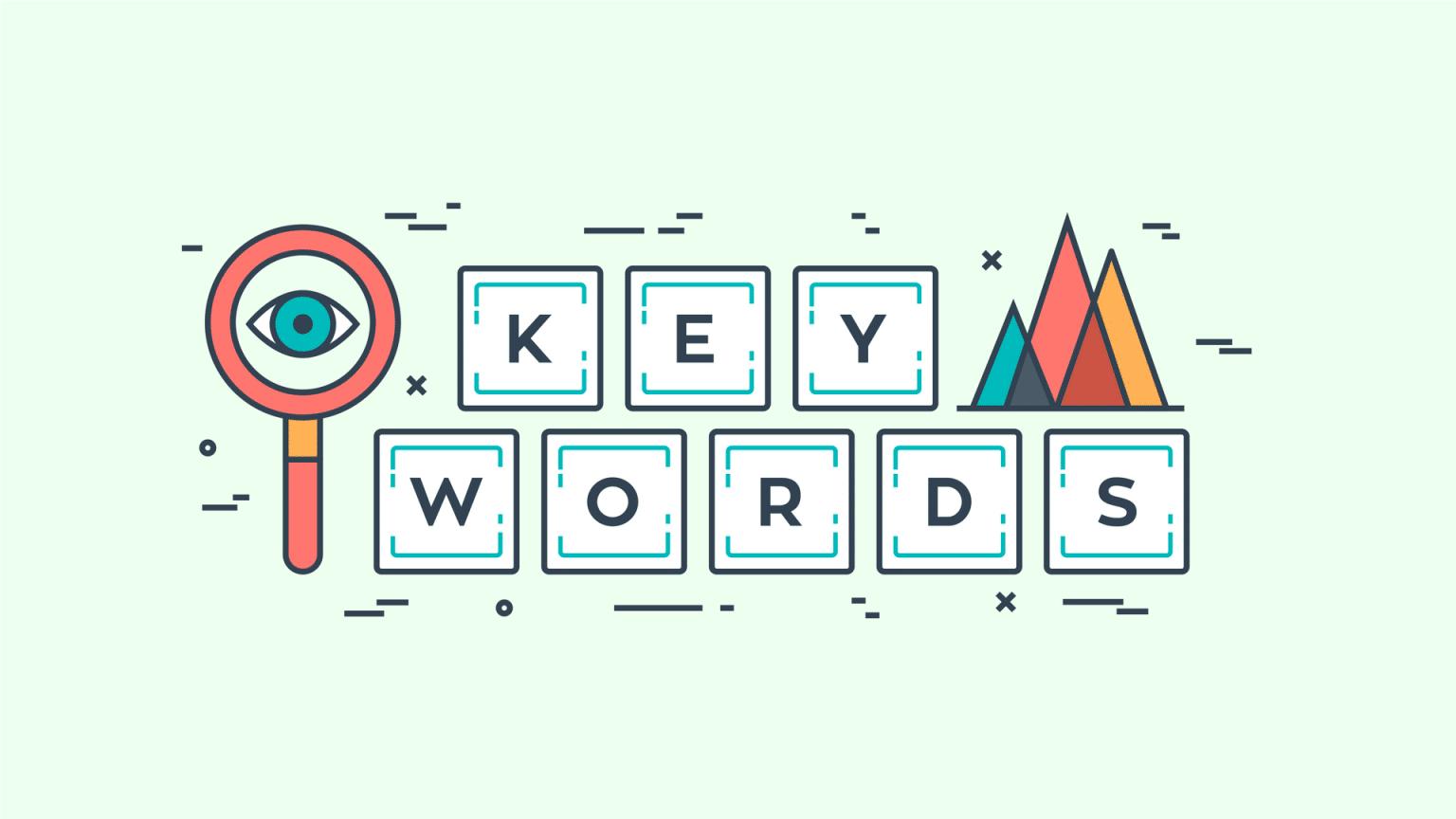 Como encontrar Keywords para tu sitio web