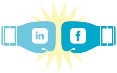 LinkedIn o Facebook ¿cuál es mejor para mi negocio?