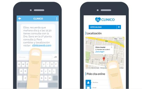 Conecta con tus clientes con email y SMS marketing